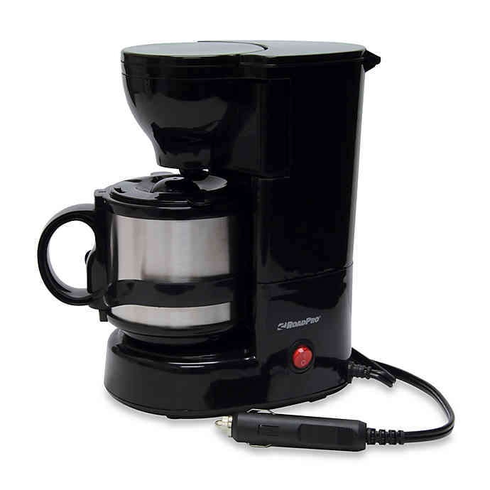 RoadPro 12V Coffee Maker