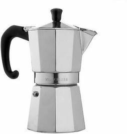 Bellemain 6-Cup Stovetop Espresso Maker (Moka Pot) Review