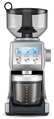 Breville BCG820BSSXL The Smart Pro home coffee grinder