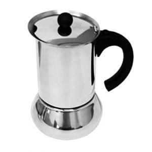 Vev Vigano Carioca Nero 6-Cup Espresso