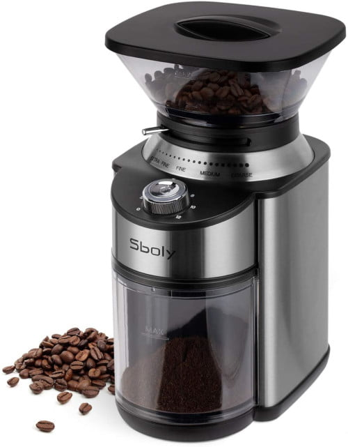 Sboly-Conical-Burr-Coffee-Grinder