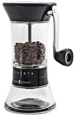 Best Hand-Ground Precision Coffee Grinder for French Press