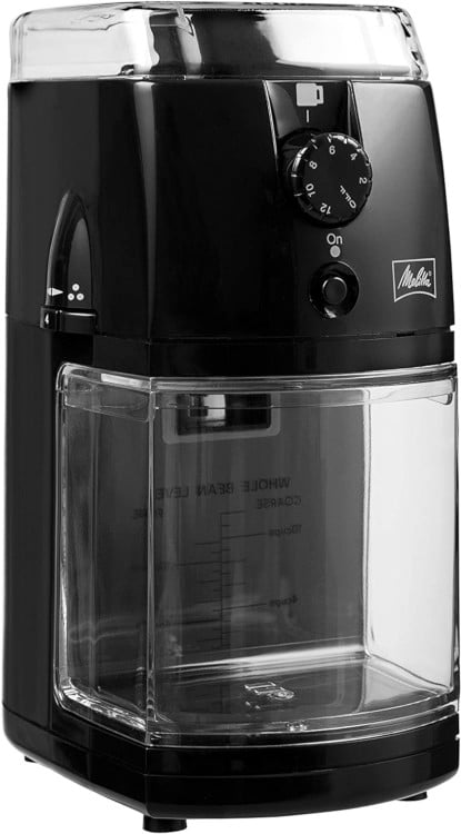 Secura SCG-903B Automatic Electric Burr Coffee Grinder Mill