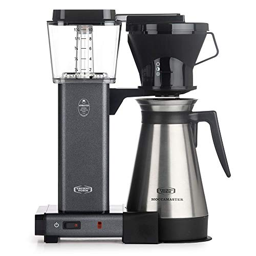 Review Technivorm Moccamaster 79115 KBT Coffee Brewer