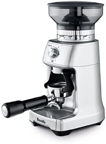 Breville BCG600SIL Dose Control Pro Coffee Bean Grinder