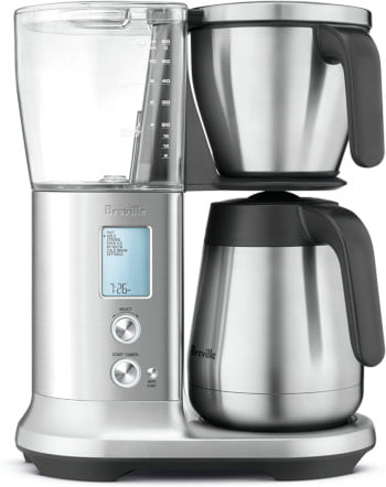 Breville BDC450BSS Precision Brewer Coffee Maker with Thermal Carafe