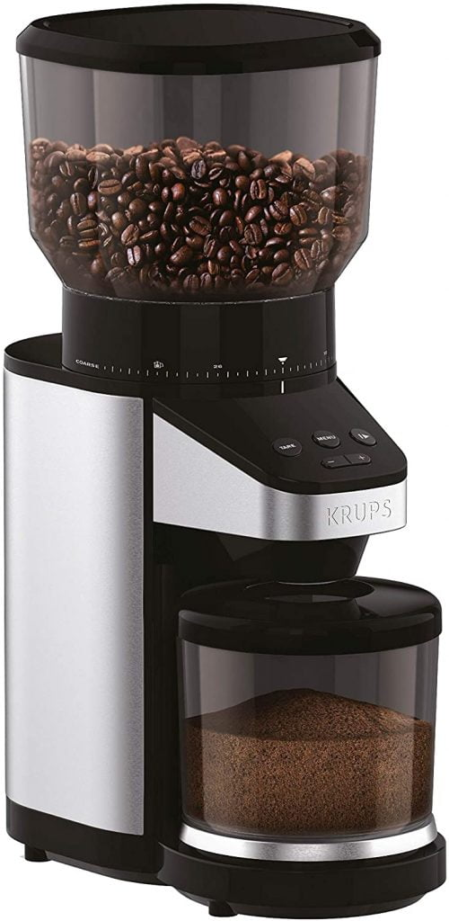KRUPS offee Grinder with Scale