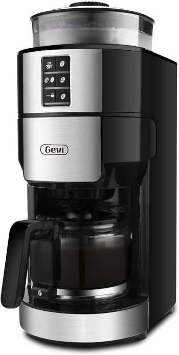 5-Cup Grind And Brew Coffee Maker