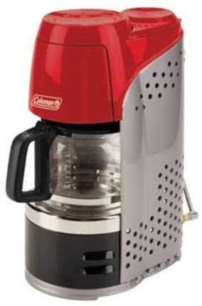 Coleman Portable Instastart Coffee Maker with Carafe