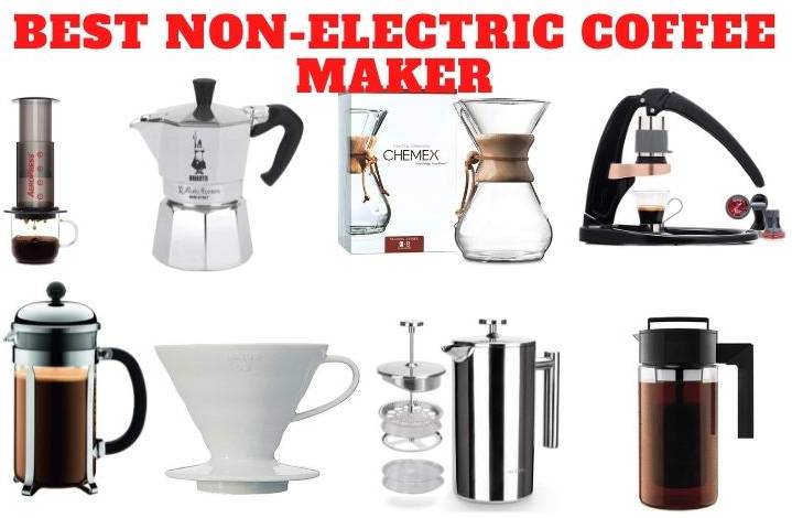Best Non-Electric Coffee Maker