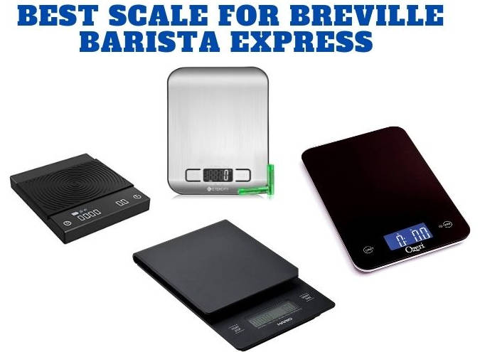 Best Scale For Breville Barista Express