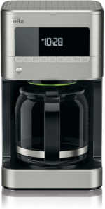 Braun KF7170SI BrewSense Drip Coffeemaker
