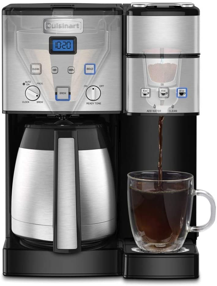 Cuisinart SS-20P1 Coffee Center 10-Cup