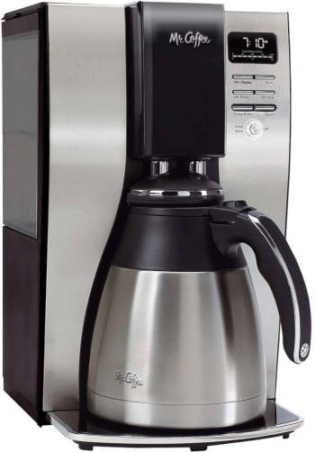 Mr. Coffee 10 Cup Coffee Maker - Optimal Brew Thermal System