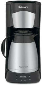 Cuisinart DTC-975BKN Programmable Automatic Brew-and-Serve 12-Cup Thermal Coffeemaker