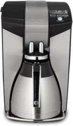 Mr. Coffee Optimal Brew 12-Cup Programmable Coffee Maker with Thermal Carafe